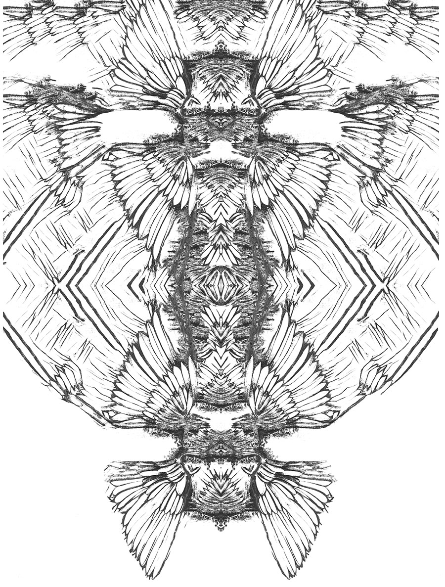 h2ö-festivals (turku finland) pattern design, 2014