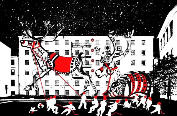 joulukortti tilaus 2011