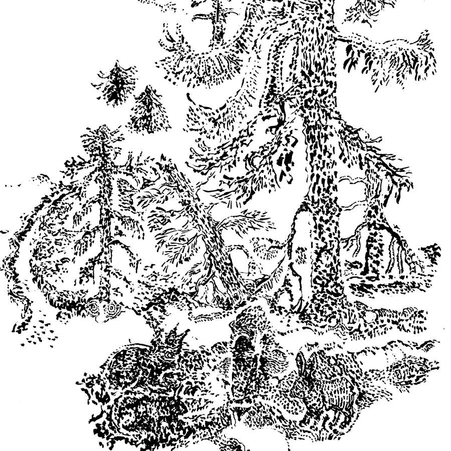 Lapland sketch 2015