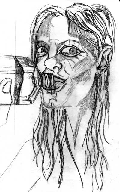uimari,2006, pencil, sketchbook